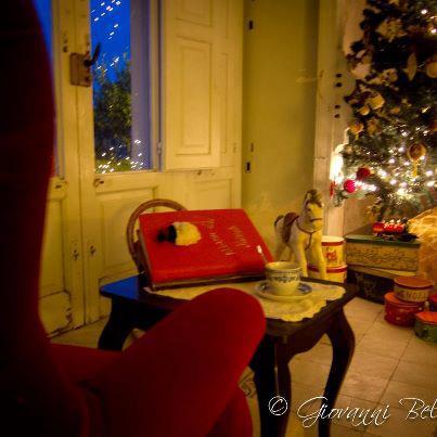 Il Salone di Babbo Natale