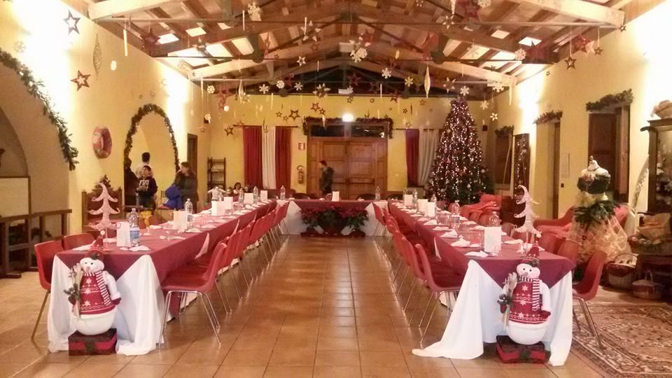 Il Pranzo con Babbo Natale